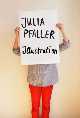 Julia Pfaller Illustration