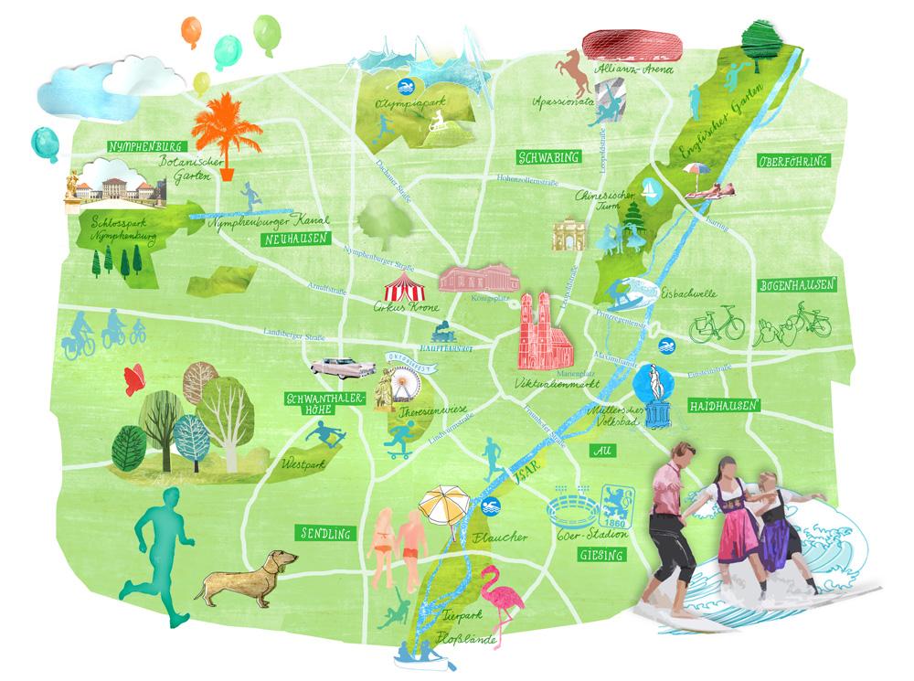 muenchen-karte-freizeit-illustration-Julia-Pfaller