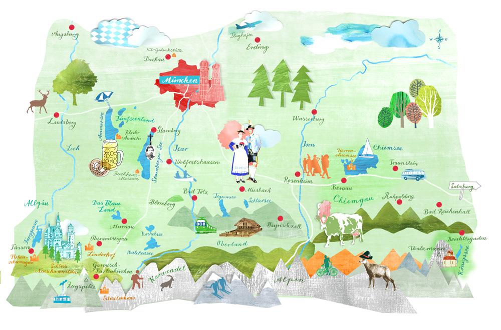 muenchen-karte-illustration-Julia-Pfaller